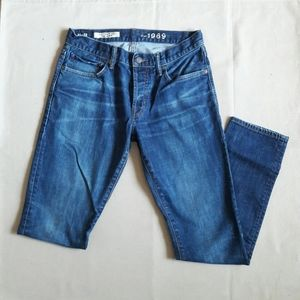 GAP Authentic Skinny Jeans